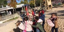 Excursión al zoo 5 años, 1º y 2º Luis Bello 37