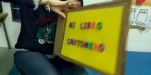 Libro Cartonero Maria Asunción Cosías Martínez