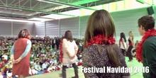 Festival Navidad 2016_Baile de los profes de Infantil