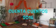 Cuenta cuentos 2015