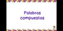 08 LAS PALABRAS COMPUESTAS