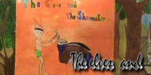 """THE ELVES AND THE SHOEMAKER"""