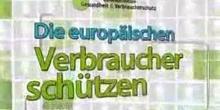 Schutz für die europäischen Verbraucher
