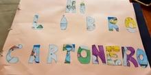 Mi Libro Cartonero. Antonio Gil.Grupo H