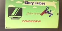 "JUEGO EDUCATIVO DIGITAL ""STORY CUBES"""