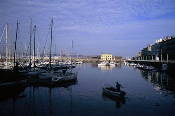 Puerto deportivo de Gijón, Principado de Asturias