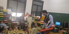 Jornada Inmersión Lingüística. Infantil. 8