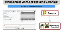 Migración de un vídeo enriquecido de Edpuzzle a eXeLearning 2.5