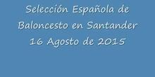 Santander baloncesto