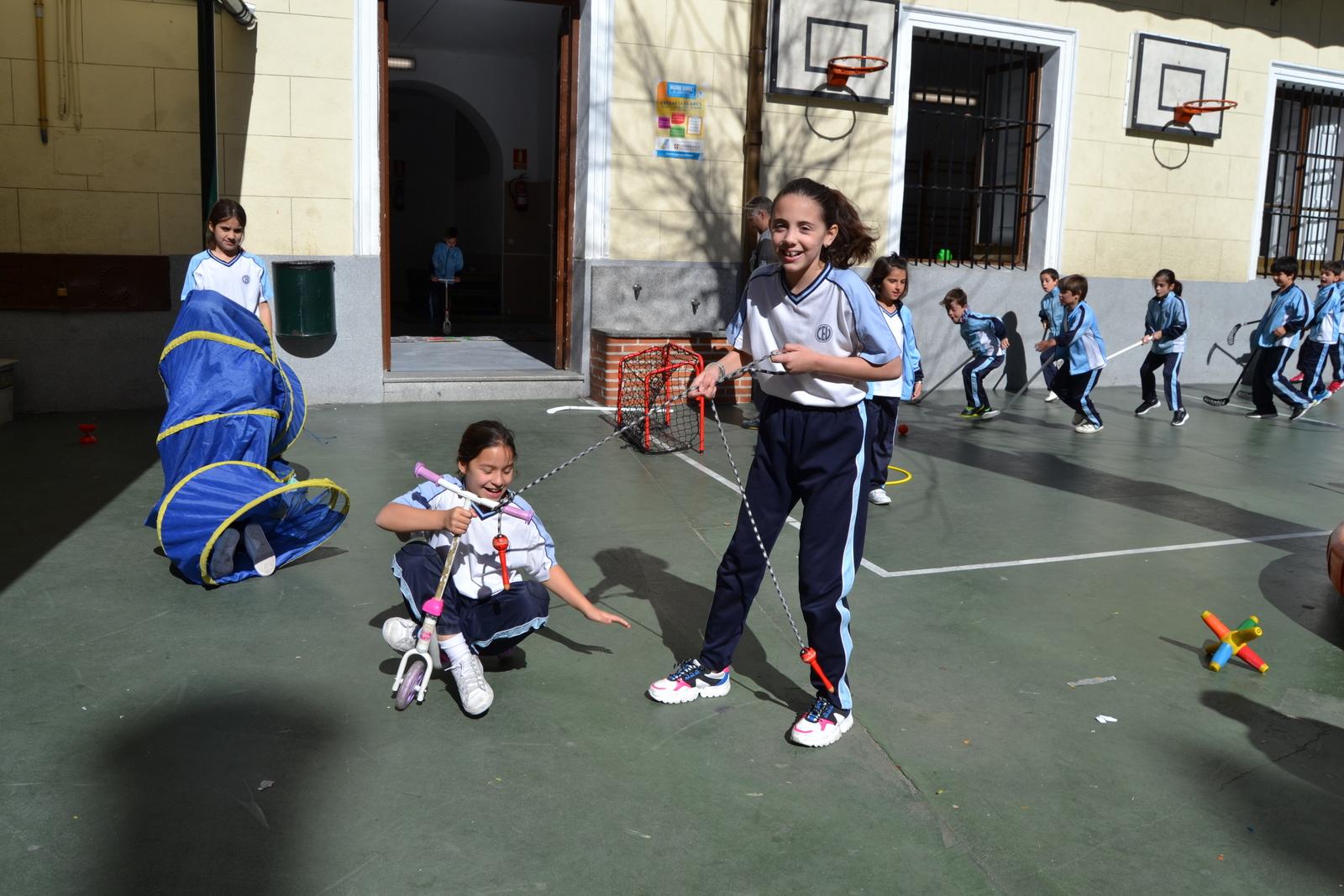 JORNADAS CULTURALES 2019: Juegos 3º y 4º Edu. Primaria 14
