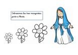 María y las tres margaritas