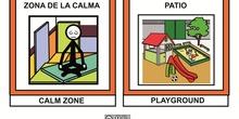 Pictogramas bilingüe 14