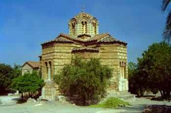 Iglesia de los Sagrados Apóstoles, Atenas