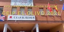 APS CAMPAÑA DONACIÓN DE SANGRE