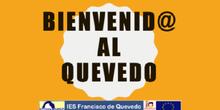 Puertas abiertas 2020 IES Francisco de Quevedo