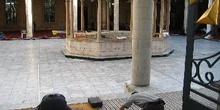 Interior de un templo, Amman, Jordania
