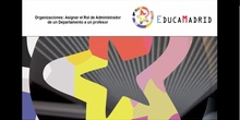 Asignar el rol de administrador de un departamento a un profesor