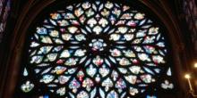 Vidriera Saint Chapelle