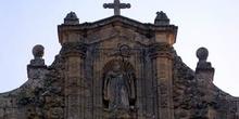 Fachada del Monasterio de Irache, Ayegui, Comunidad Foral de Nav