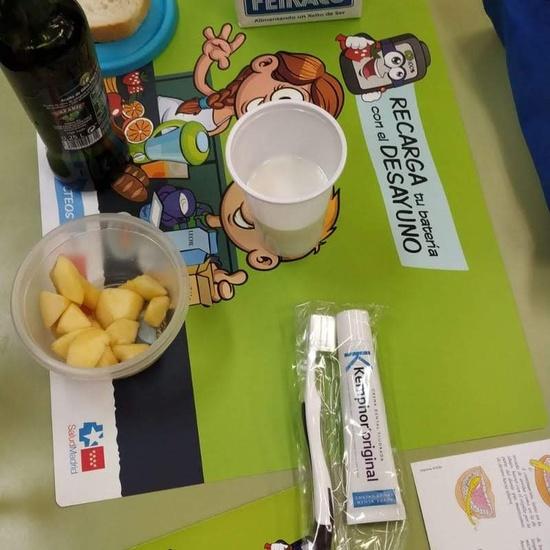 Desayunos saludable 1º Primaria 10