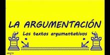 La argumentación. Los textos argumentativos (segundo ciclo)