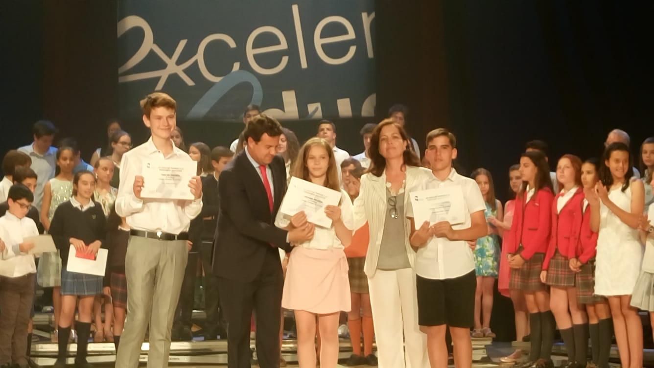 2018_06_14_Entrega de los Premios a la Excelencia Educativa 2018_CEIP FDLR_Las Rozas_Curso 2017-2018 10