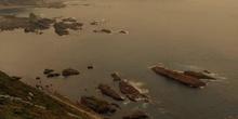 La costa Cantábrica y Atlántica