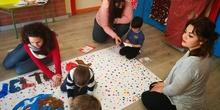 Taller Semana Cuitural, Infantil 3 años 4