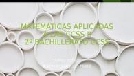 Matemáticas aplicadas a CCSS II. IES Profesor Julio Pérez