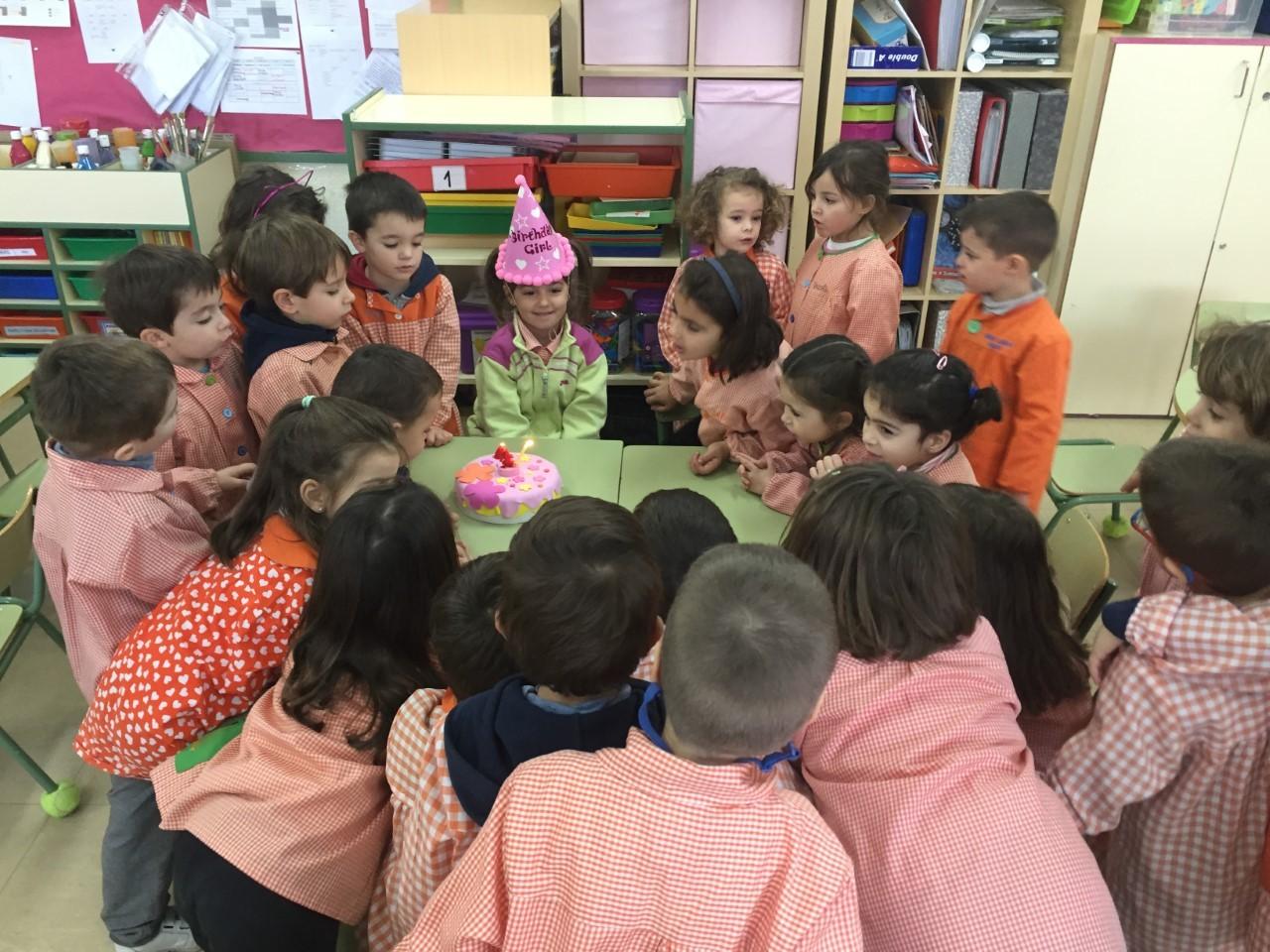Cumpleaños Isabel 3