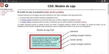 CSS Modelos de caja