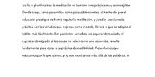 INFORME MINFULLNES EN EDUCACIÓN SECUNDARIA Y BACHILLERATO