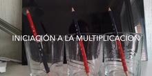 La multiplicación desde la suma reiterada