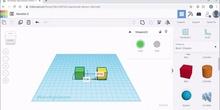 3 Tinkercad 3D alignment