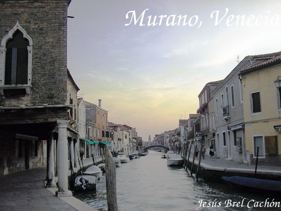 Murano, Venecia, por Jesús