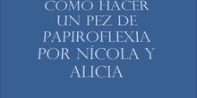 Pez de Papiroflexia