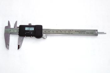 Calibre con indicador digital