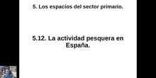 0509 La pesca en España