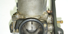 Carburador de difusor variable. Entrada