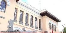 Rehabilitado un edificio de principios del siglo pasado del instituto 'Isabel La Católica'