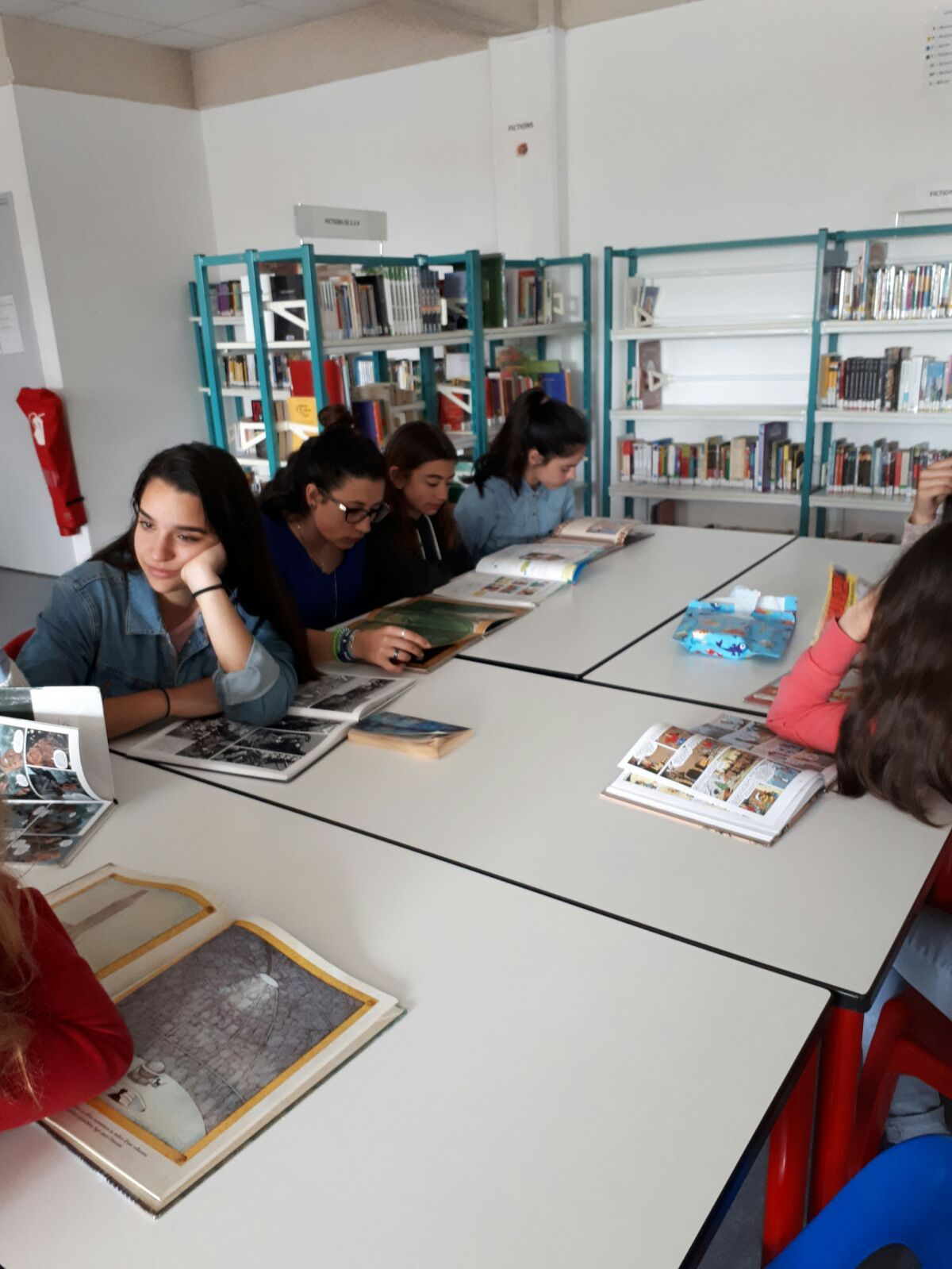 Intercambio Collège les Remparts. Abril 2017 10