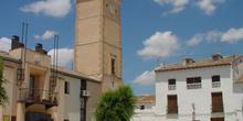 Ayuntamiento y Torre del Reloj de Fuentidueña del Tajo