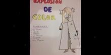 Explosión de color - Sara