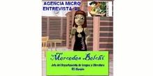 Micromundos: Entrevista a Mercedes