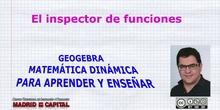 El Inspector de Funciones