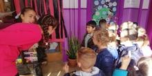 Visita al Berceo I de los alumnos de Infantil 4 años. 18