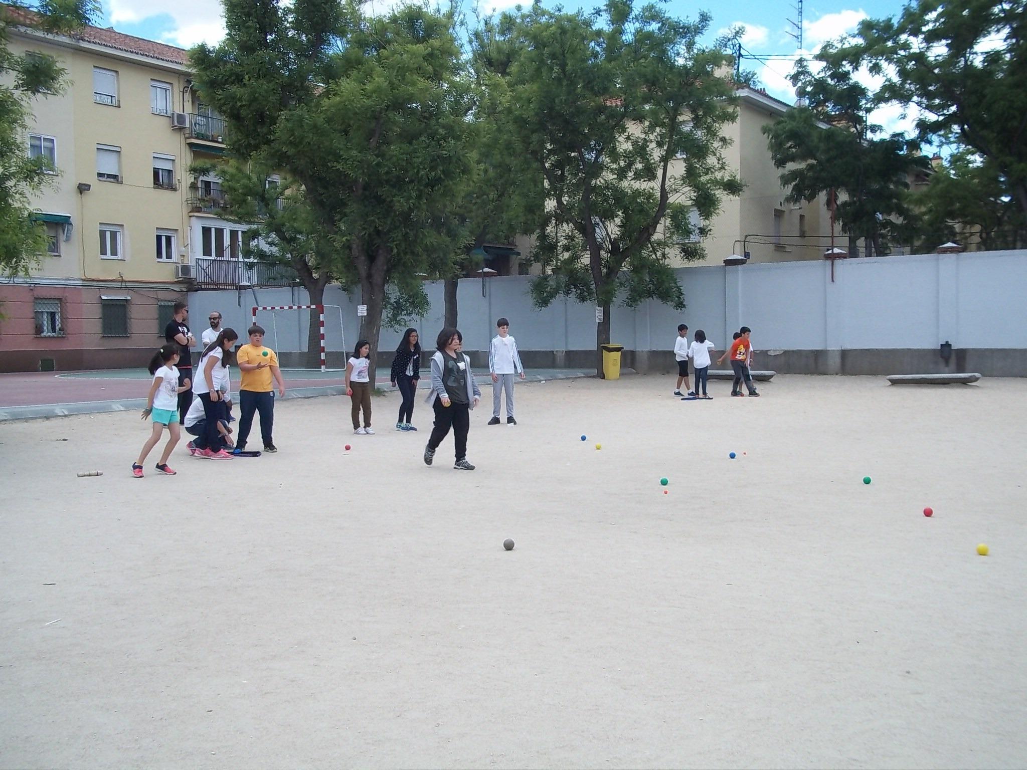 SAN ISIDRO PRIMARIA 17-18. JUEGOS POPULARES 12