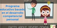 CEIP SEVERO OCHOA. VIDEO PROMOCIONAL