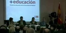 Presentación del portal +Educación por D. Xavier Gisbert da Cruz (1/2)