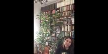 Día del Libro 2020 - Isabel Palomo